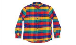 R. Newbold Heavy Brushed Flannel Shirt