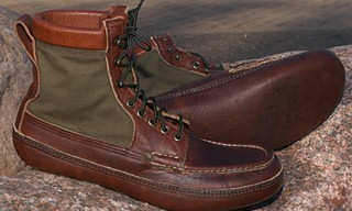 "Russel Moccasin Co. ""Thula Thula 'PH' Hunting Boot"