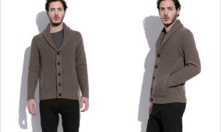Surface to Air Shawl Cardigan