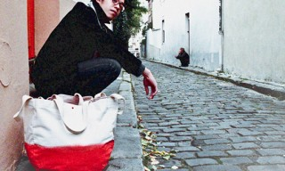 Teddyfish Le Ballon Rouge Tote Bag