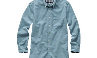 Uniqlo Corduroy Shirt