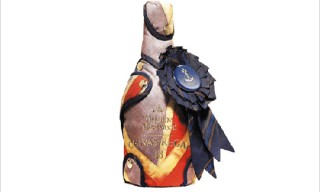 Vivienne Westwood for Chivas Regal Bottle