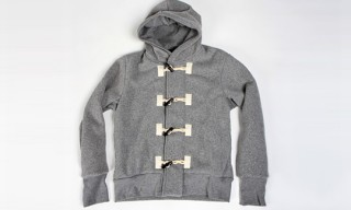 Wings + Horns Duffle Hoodie For SHIPS Japan