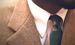 The Windmill Club Silk Neckties and Bowties for Autumn 2010