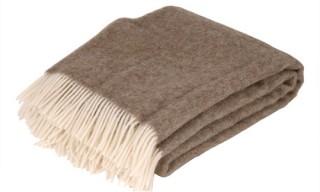 Muji Alpaca Blanket