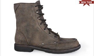 Selectism Giveaway | Bed Stu Westward Boot