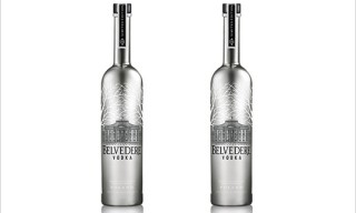 Belvedere Vodka Silver Limited Edition