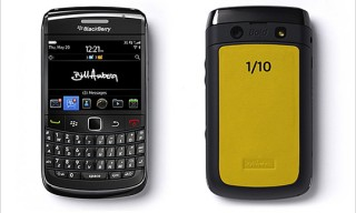 Bill Amberg for Selfridges BlackBerry Bold Phone