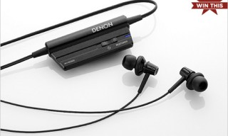 Selectism Giveaway | Denon Noise Canceling Earbuds