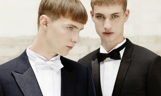 "Dior Homme ""Les Essentiels"" Tuxedos"