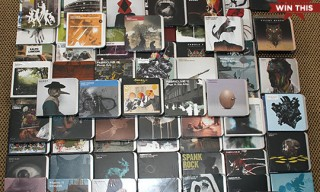 Selectism Giveaway | The ENTIRE Fabric/Fabriclive Back Catalog