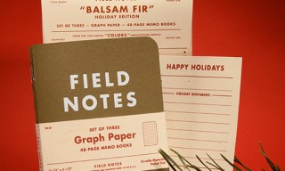 Field Notes Balsam Fir Pack