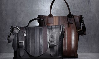 John Varvatos Tote and Messenger Bags for Holiday 2010