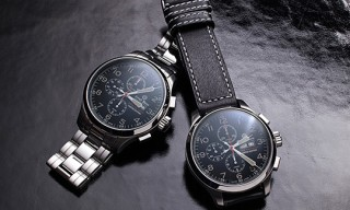 Ernst Benz by John Varvatos Limited Edition Chronoscope Watches