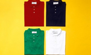 Kitsuné for Monocle Polo Shirts