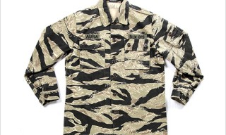 LAMFF, SSDD Golden Tiger BDU Jacket