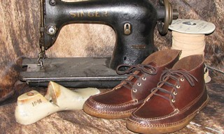 Lazy Mountain Quarter Boot Moccasins