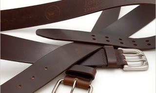 Leffot Horween Leather Belts