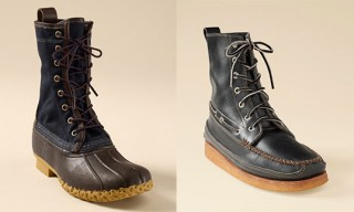 New L.L. Bean Signature Boots