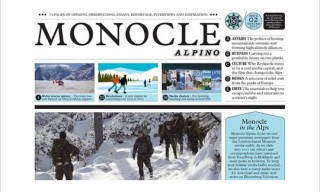 Monocle Alpino Out This Week