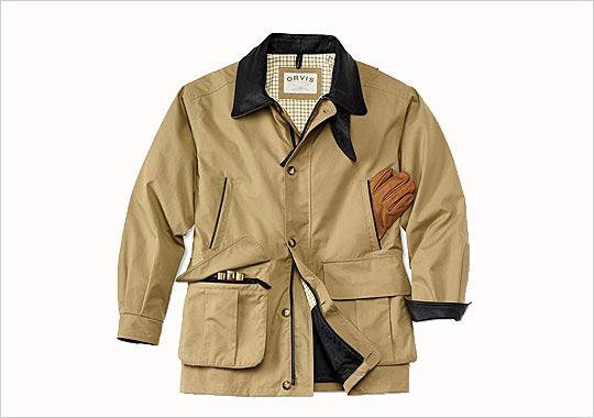 Orvis Ventile Hunting Jacket Highsnobiety