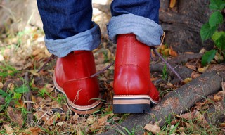 Roberu Plain Toe Work Boots