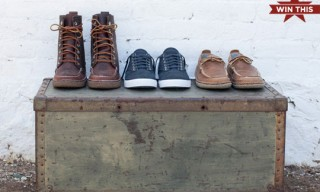 Selectism Giveaway | SeaVees Shoes