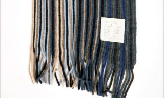 Things! by S&H Cashmere Striped Scarf