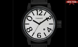 Selectism Giveaway | TSOVET SVT-LX73 Watch