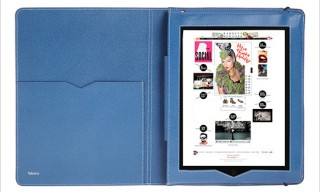 Valextra Horizontal iPad Cases