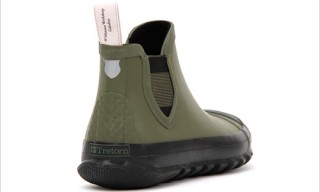 More Tretorn for Wilderness Workshop Arsta Galoshes