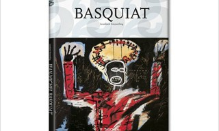 """Basquiat"" Book"