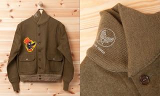 Buzz Rickson OD Wool Jacket