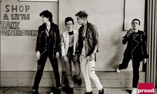 London Calling: The Clash by Adrian Boot