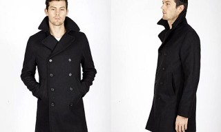 Filippa K Long Peacoat