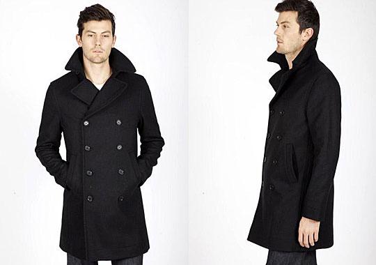 Long Pea Coats Han Coats