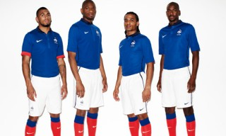 French Federation National Team Kit by Nike