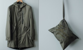 Gloverall Packable Parka