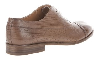 Maison Martin Margiela Wood Effect Shoes