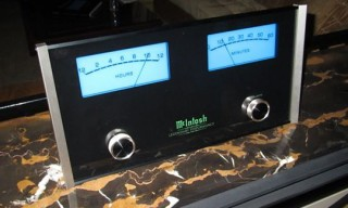 McIntosh MCLK12 Wall Clock