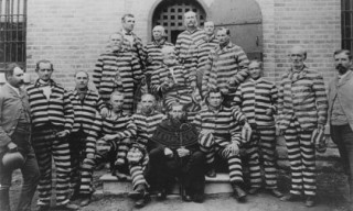 Steven Heller on Prison Stripes
