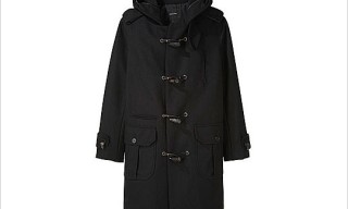 Surface to Air Duffle Coat
