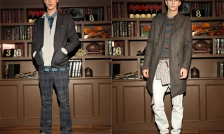 Richard Chai for Original Penguin Autumn/Winter 2011