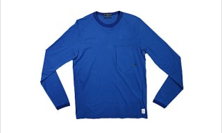 Stone Island Shadow Project Long Sleeve Raglan T-Shirt