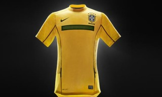New Brasil National Team Jersey by Nike