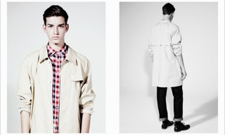 Baracuta, bStore Jackets for Spring/Summer 2011