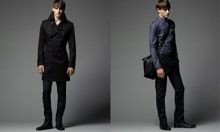 Burberry Black Label Spring/Summer 2011
