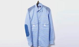 Junya Watanabe COMME des GARCONS MAN Border Shirt