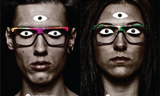Cheap Monday Sunglasses by Flo Scandinavia Spring 2011