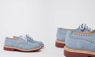 Church's Blakeney Suede Shoes